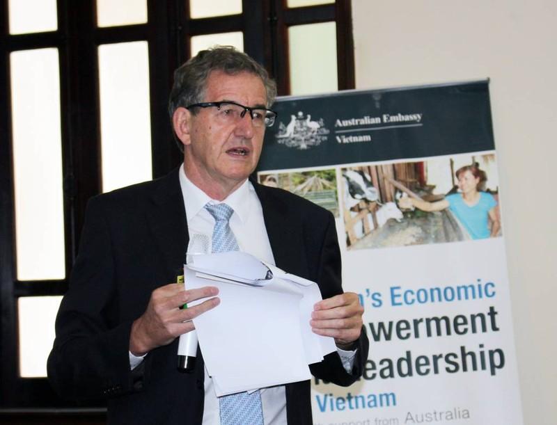 Trao quyền kinh tế cho phụ nữ, GDP có thể tăng 10% - ảnh 1
