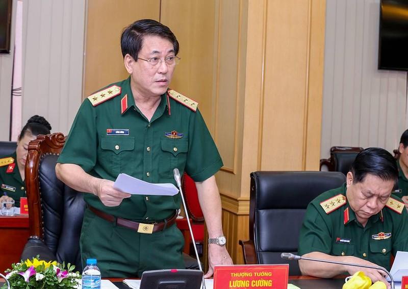 Tướng Lương Cường: Càng khó khăn càng thấy cần Mặt trận - ảnh 1