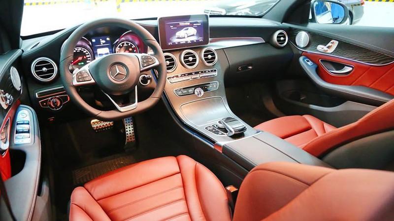 Cường-đô-la, siêu-xe, Mercedes C250 AMG, bộ-sưu-tập, Hà-Hồ