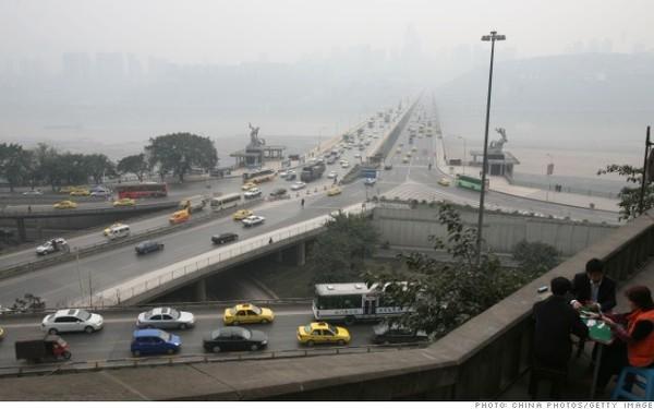 10 thành phố bị tắc đường kinh khủng nhất vào giờ cao điểm - ảnh 5