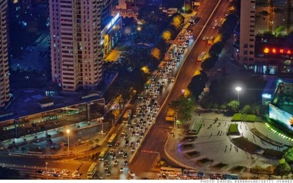 10 thành phố bị tắc đường kinh khủng nhất vào giờ cao điểm - ảnh 9
