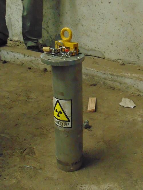 Thông báo khẩn về truy tìm nguồn phóng xạ Co-60  - ảnh 1