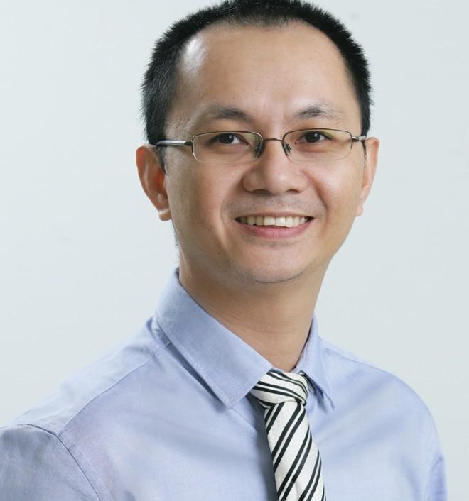 Thầy Hoàng Tuấn Anh Kiệt - Hiệu trưởng nhà trường.