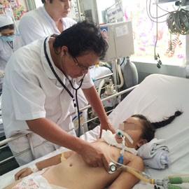 bác sĩ Khanh, tư vấn miễn phí, bệnh nhi, Nhi Đồng 1