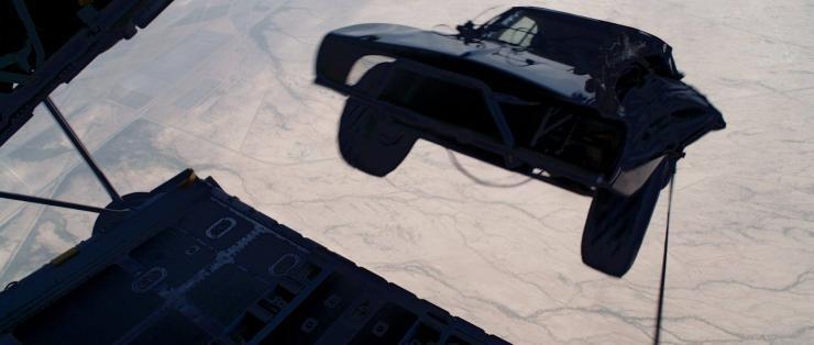 Chùm tin về Fast & Furious 7
