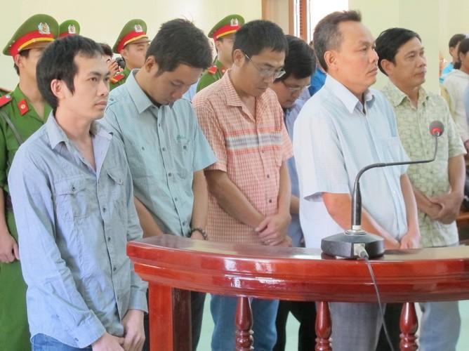 Tuyên án vụ công an đánh chết nghi can ở Phú Yên  - ảnh 4