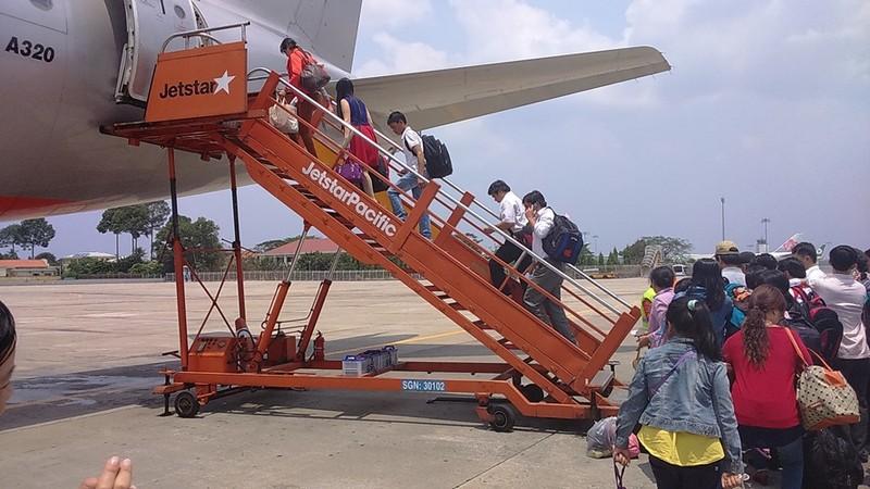 Jetstar Pacific mở đường bay mới Hà Nội - HongKong - ảnh 1