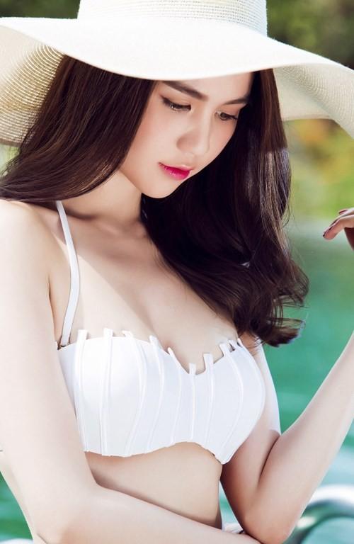 Ngọc Trinh đạt giải 'Nữ hoàng bikini' Châu Á tại Hàn Quốc - ảnh 2