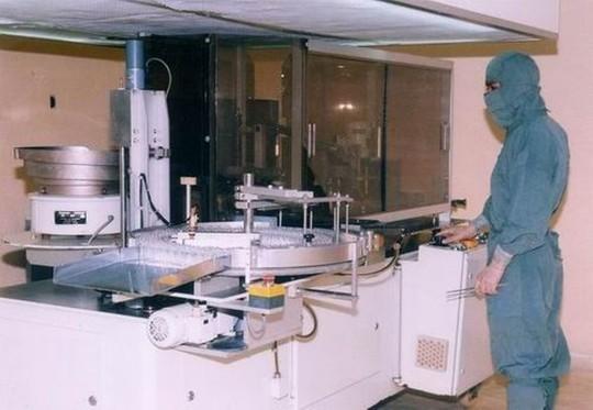 Sản xuất vắc-xin tại Việt Nam