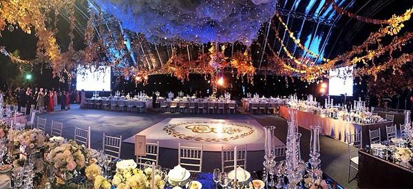 Đám cưới tiền siêu sang của cặp đôi Singapore tại resort Đà Nẵng - ảnh 11