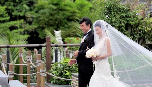 Đám cưới tiền siêu sang của cặp đôi Singapore tại resort Đà Nẵng - ảnh 2