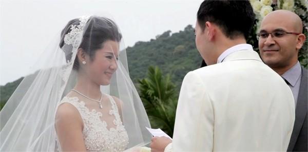 Đám cưới tiền siêu sang của cặp đôi Singapore tại resort Đà Nẵng - ảnh 5