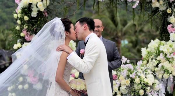Đám cưới tiền siêu sang của cặp đôi Singapore tại resort Đà Nẵng - ảnh 6