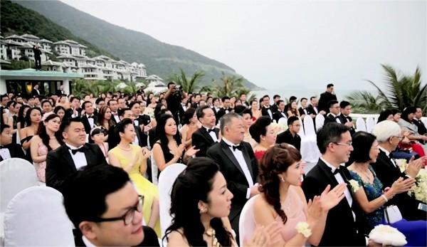 Đám cưới tiền siêu sang của cặp đôi Singapore tại resort Đà Nẵng - ảnh 8
