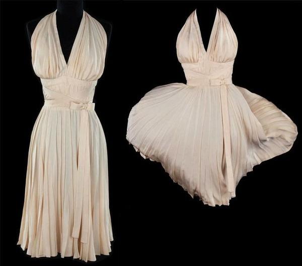 chiếc váy, đắt giá, hàng hiệu