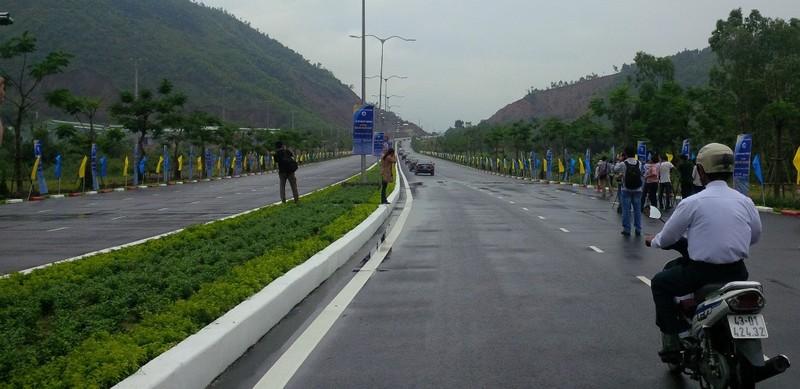ĐÀ NẴNG: Cấm một số tuyến đường trong thời gian thi pháo hoa quốc tế  - ảnh 1