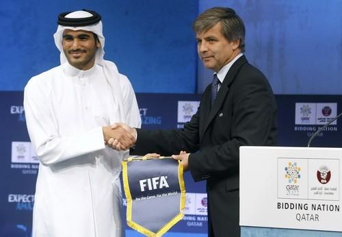 FIFA ủng hộ quyết định tổ chức World Cup mùa đông 2022 tại Qatar