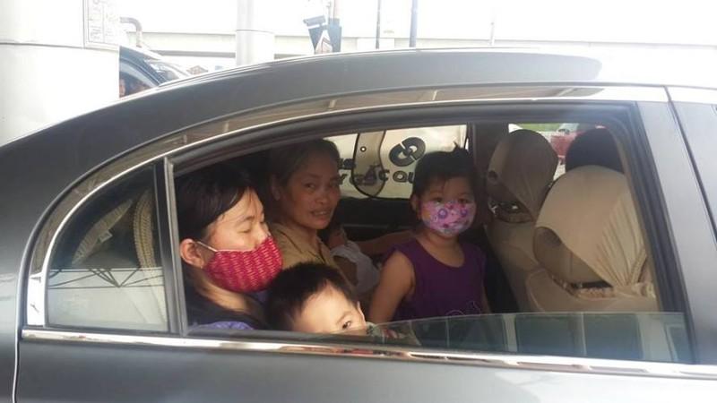 Hàng ngàn xe ô tô ùn tắc trên đường cao tốc Ninh Bình – Cầu Giẽ - ảnh 6