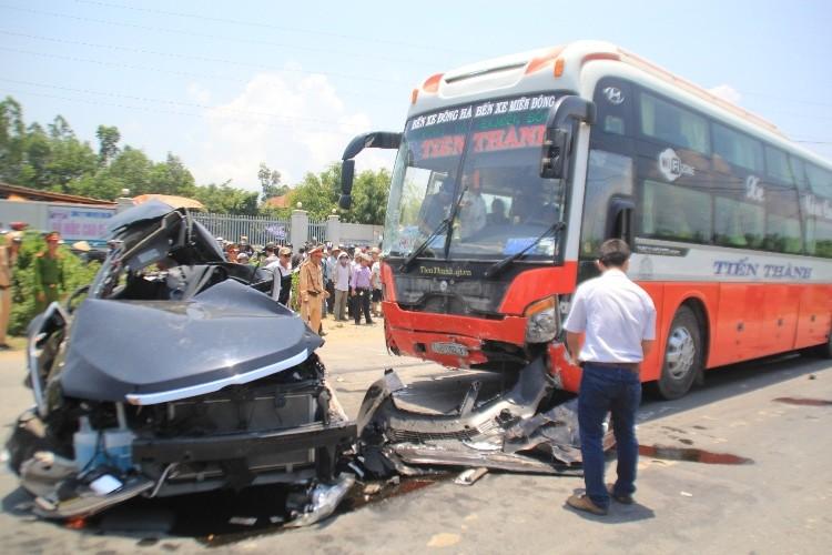 Hiện trường vụ tai nạn thảm khốc ở Đà Nẵng - ảnh 8