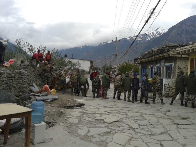 Thư Nepal: Từ những đau thương! - ảnh 3