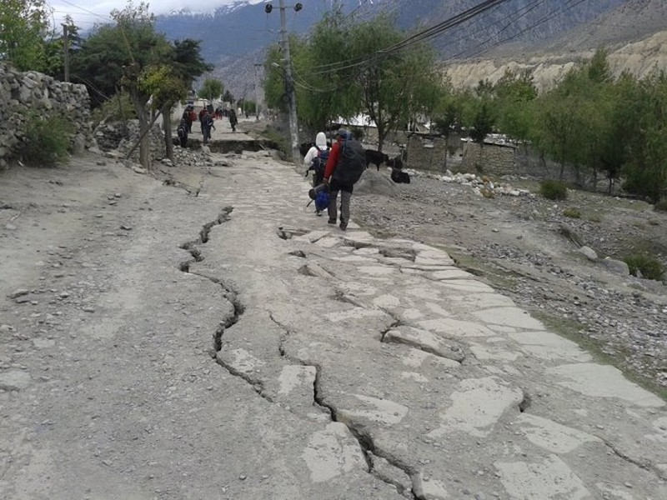 Thư Nepal: Từ những đau thương! - ảnh 5