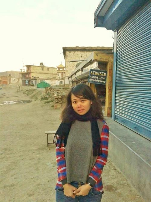 Thư Nepal: Từ những đau thương! - ảnh 1