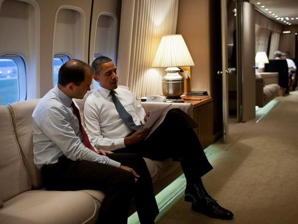 Choáng với 'siêu pháo đài bay' có 1 không 2 của tổng thống Obama - ảnh 6