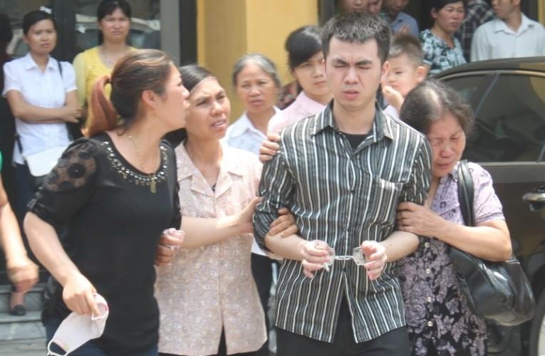 Y án bốn cựu công an Kim Nỗ đánh chết người  - ảnh 3