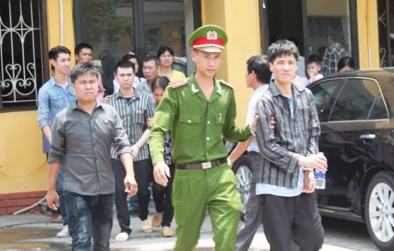 Y án bốn cựu công an Kim Nỗ đánh chết người  - ảnh 1
