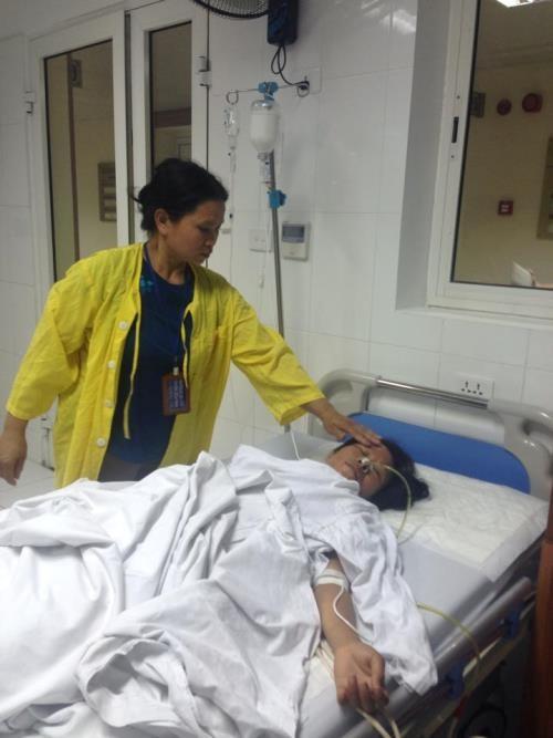Làm rõ việc bệnh nhân cấp cứu đau quằn quại, kêu bác sĩ cả đêm không tới - ảnh 1