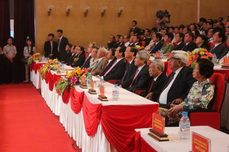 Thủ tướng dự lễ kỷ niệm 60 năm giải phóng Hải Phòng - ảnh 1