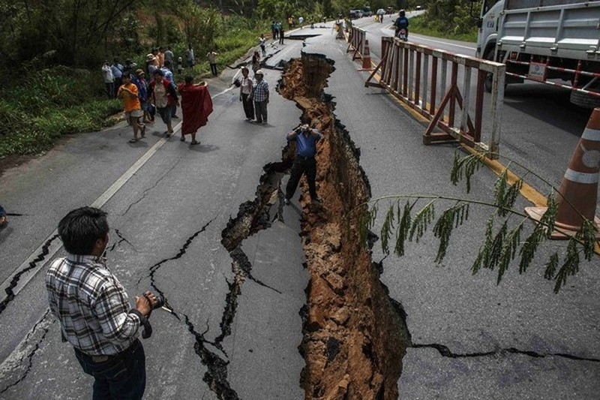 Những hiện tượng thiên nhiên cảnh báo thảm họa cho con người - ảnh 2