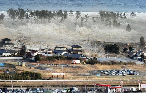 Những hiện tượng thiên nhiên cảnh báo thảm họa cho con người - ảnh 4