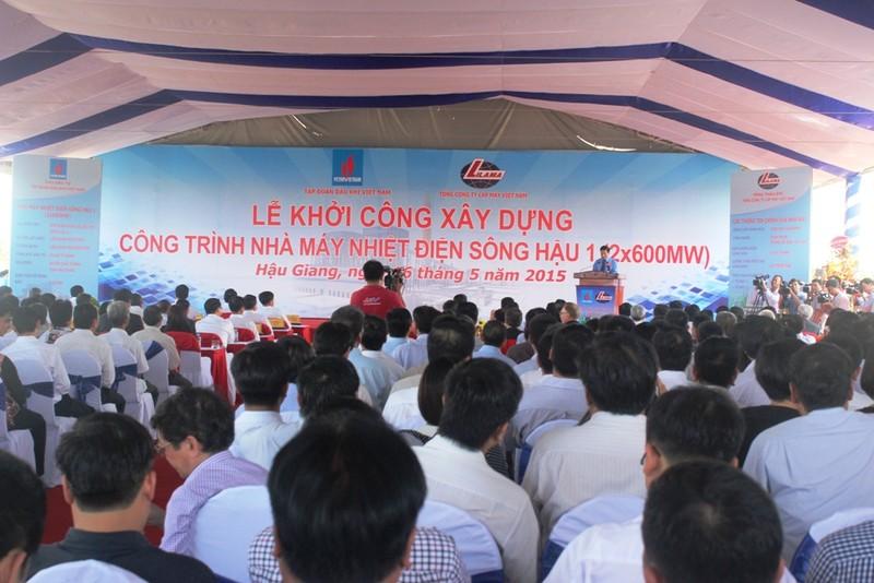 Thủ tướng phát lệnh khởi công xây dựng nhà máy điện trên 2 tỉ USD - ảnh 3