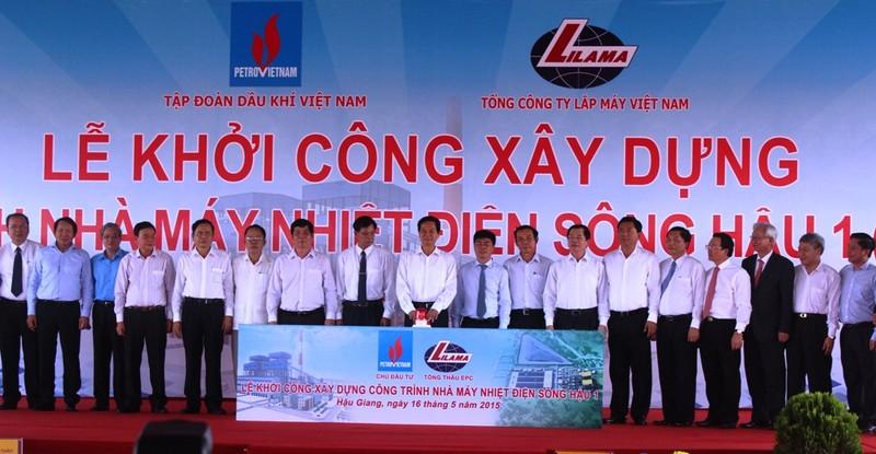 Thủ tướng phát lệnh khởi công xây dựng nhà máy điện trên 2 tỉ USD - ảnh 1