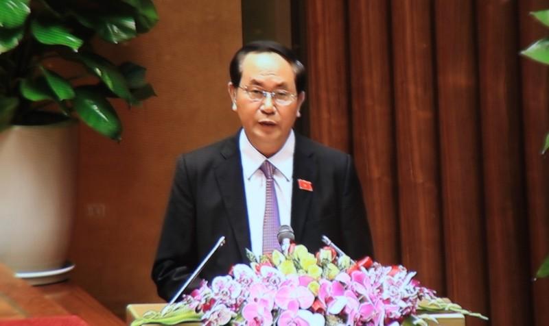 Bộ trưởng BCA: Quy định chế độ tạm giữ, tạm giam chưa phù hợp thực tế - ảnh 1