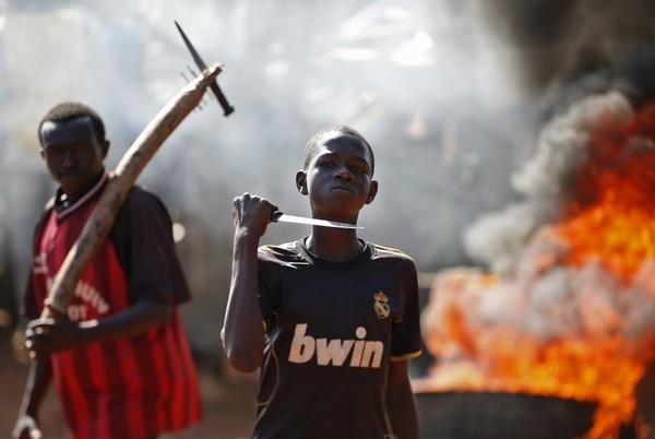 15 quốc gia nguy hiểm và bất ổn nhất thế giới hiện đại - ảnh 13