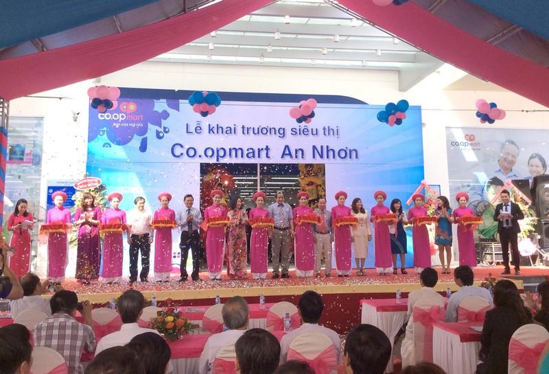 Saigon Co.op tăng tốc nhân rộng điểm bán - ảnh 1
