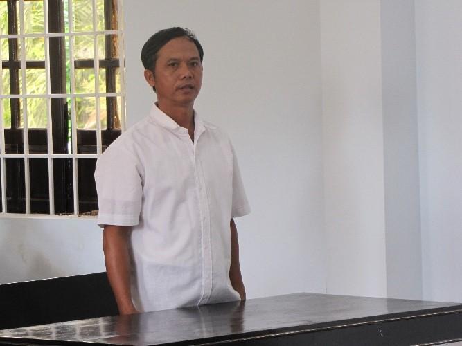 Vẫn chưa tuyên án được vụ chém bảo vệ rừng gần lìa bàn tay - ảnh 2