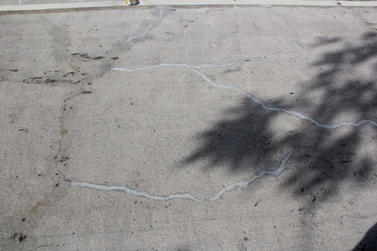 Lo ngại: Hầm chui cầu Điện Biên Phủ xuất hiện nhiều vết nứt - ảnh 2