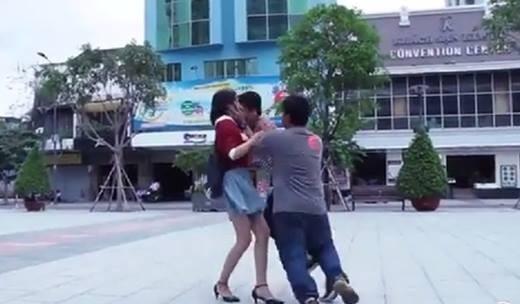 Bùng phát 'đè người lạ hôn môi' - Kiss Cam phản cảm tại Việt Nam - ảnh 5