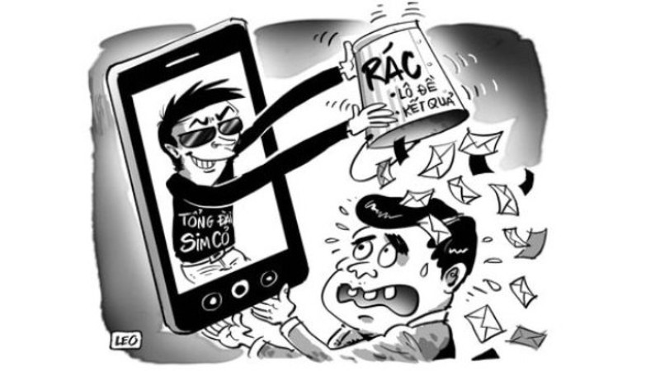 Thông tin cá nhân người sử dụng internet đang bị khai thác vô tội vạ - ảnh 1