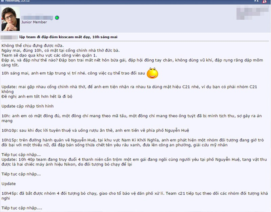 Kiss Cam ở Việt Nam: 'Gặp mình là ốm đòn, đen mắt, gãy xương' - ảnh 3