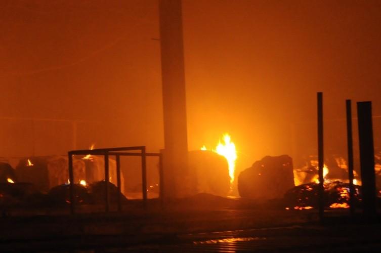 Cháy lớn trong khu công nghiệp Nhơn Trạch 3 - ảnh 2