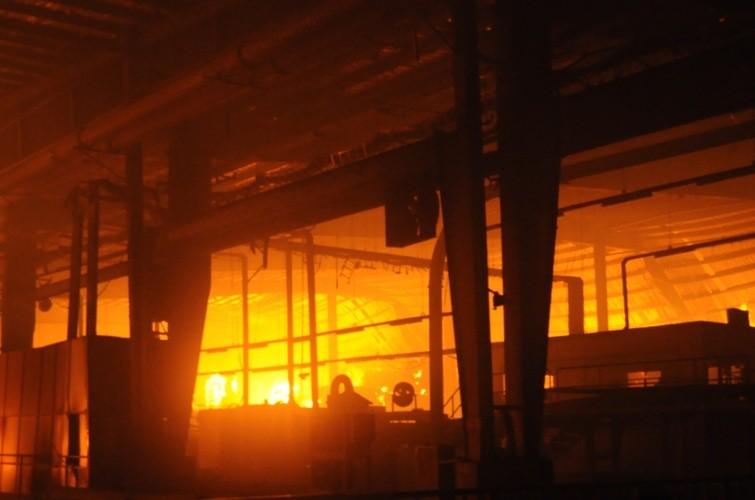 Cháy lớn trong khu công nghiệp Nhơn Trạch 3 - ảnh 3