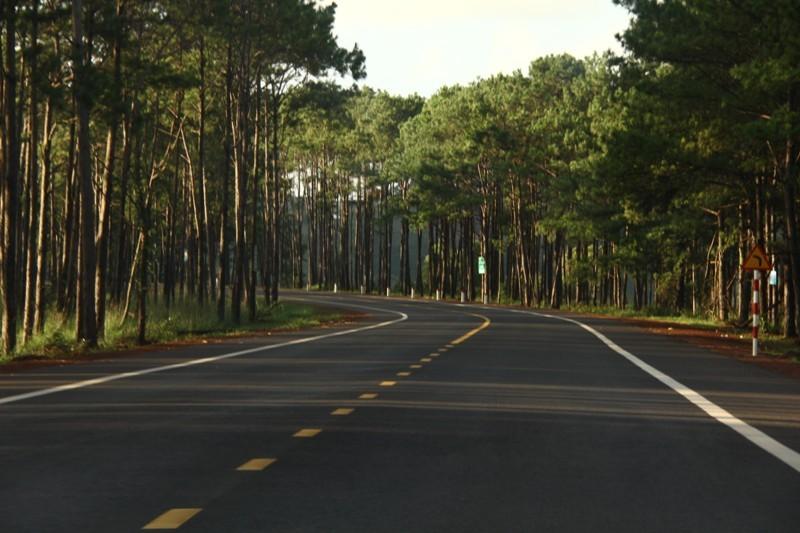Thông xe tuyến quốc lộ 14 qua Tây Nguyên - ảnh 4
