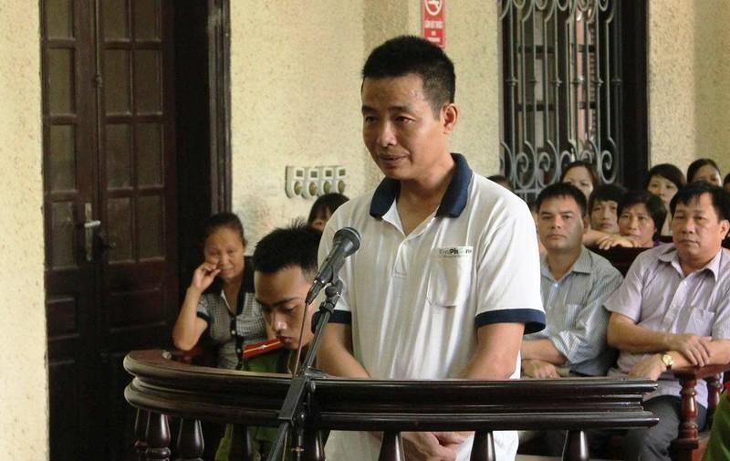 Thanh tra kho bạc đấm vợ đến chết lĩnh hơn 8 năm tù giam - ảnh 1
