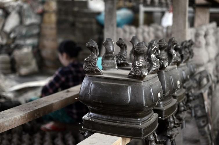 Làng đúc đồng duy nhất ở Sài Gòn - ảnh 3