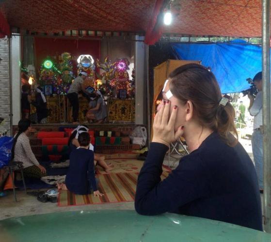 Thảm sát Bình Phước: 'Hai em đi nhớ chăm sóc tụi nhỏ giùm chị' - ảnh 1