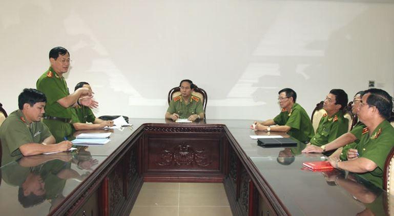 Bộ trưởng Bộ Công an chỉ đạo điều tra vụ án sát hại 4 người ở Nghệ An - ảnh 1